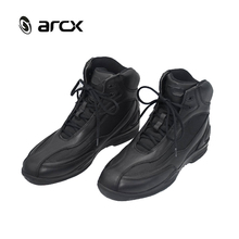 ARCX new cycling shoes geniune cowhide leather BOOTS moto breathable Winter shoe locomotive motorcycle boots shoes leisure shoes(China (Mainland))