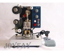 Elektrische Codierung Maschine Halbautomatische Heißer Stempel Drucker Band Coder HP-241B für Charge Datum und Englisch Brief(China (Mainland))