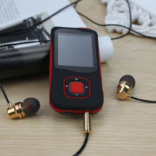 Portable MP3 Player 1.8 inch LCD Screen sport mp3 Memory sd Card Slot Clip music Player Radio FM ebook video player