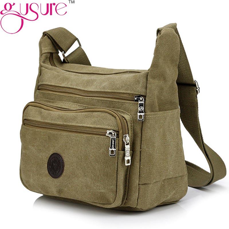2016 Korean Version Versatile Man Canvas Bag Casual Handbags Shoulder Bag men Messenger Bag Men and Women Messenger Bags(China (Mainland))