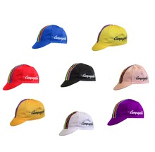 Campagnolo Retro Classical Pro Team Cycling Cap Bike Bicycle Outdoor Sport caps fixed gear cap APIS(China (Mainland))
