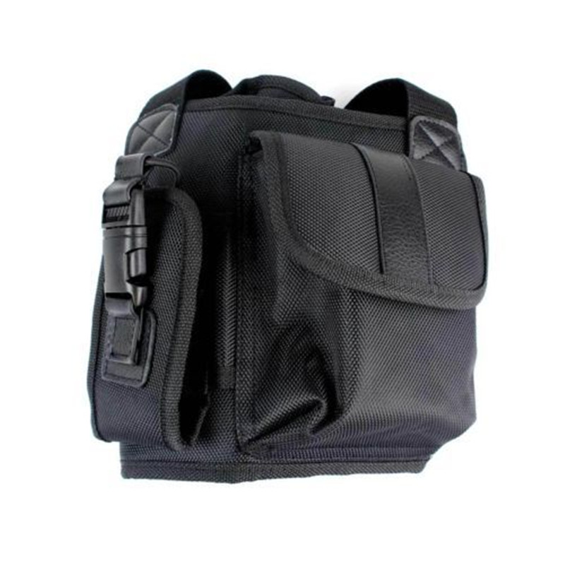 5pcs NEW Details about Chest Pocket Pack BackpackHandset Radio Accessory Holder Bag Radios Carry Case(China (Mainland))