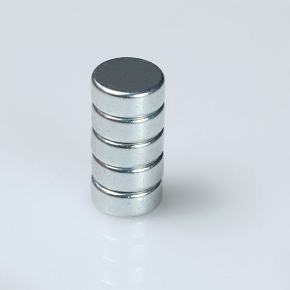 N35 Grade Strong Round Magnets 5mm x 2mm Disc Rare Earth Neodymium - UBestleader store