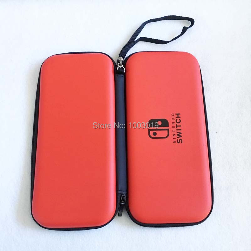 4 Color New Listing Storage Travel Carrying Hard Cover Case Protective bag Pouch With Strap For Nintendo Switch Controller