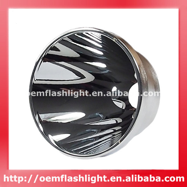 86.2mm(D) x 84.7mm(H) SMO Aluminum Reflector for SST-90 / SBT-90 / SBT-70(China (Mainland))