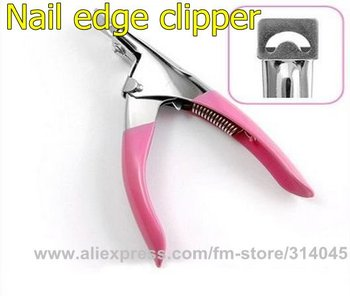100% Quality Guaranteed Nail Edge cutter / Nail Tips Clipper / Manicure Tool