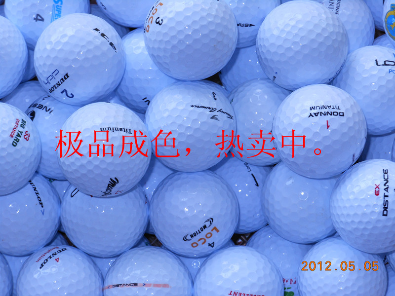 Free shipping New and original golf ball,sports ball(China (Mainland))