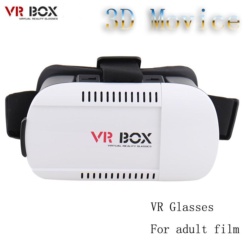 Caja 2.0 de alta calidad gafas 3d vr oculus rift dk2 realidad virtual google caja de