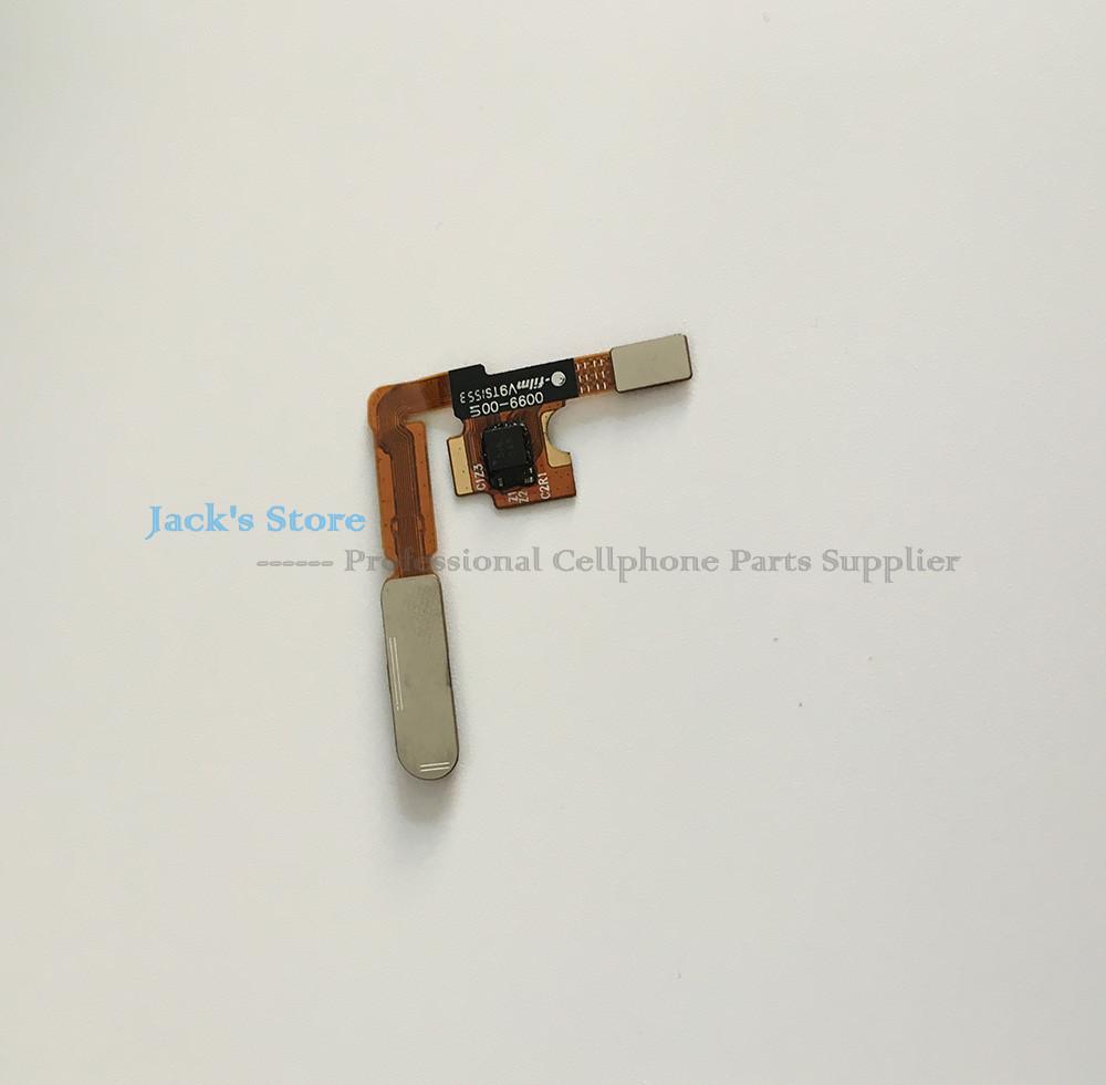 Black White For Xiaomi mi 5 m5 Home Button Fingerprint button Flex Cable Phone Back Return Key Replacement Parts