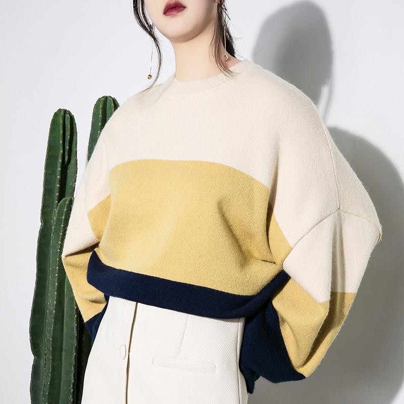 Купить желтый свитер женский доставка