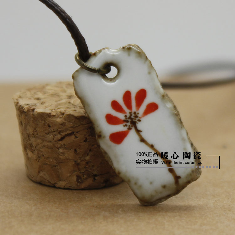 Porcelain Pendants Wholesale Porcelain Clay Pendant