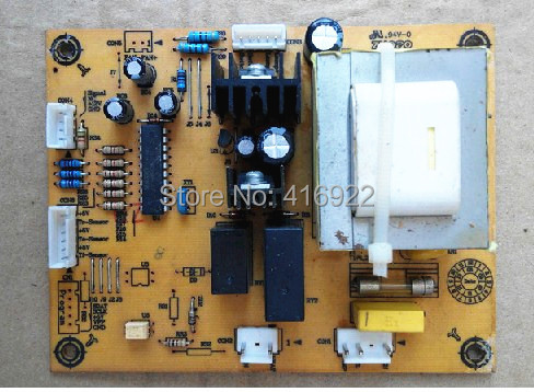 Фотография 95% new good working refrigerator pc board motherboard for Rong sheng TCL bcd208  power supply board bcd-198qd-dy ON SALE