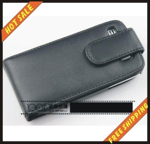 Free shipping --New high quality leather case cellphone for E72