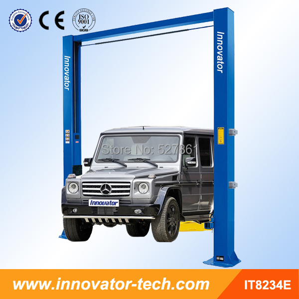 Clear floor hydraulic lift with CE IT8234E(China (Mainland))