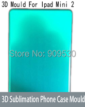 3D Sublimation Phone Cover Case Mould For I PAD mini 2
