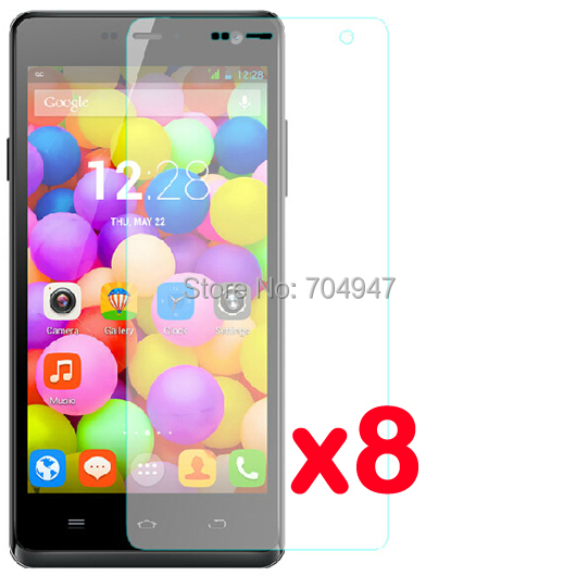 New CLEAR Skin Screen Protector Cover Film Thl 5000 thl