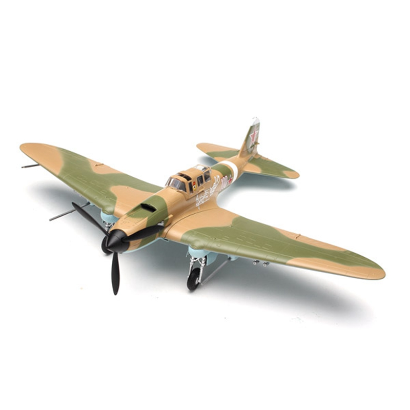 Easy Model Trumpeter 1/72 IL-2M3 36411 Platinum Collectiable Assembled Model Building Kits Best Gift Home Decor For Kids(China (Mainland))