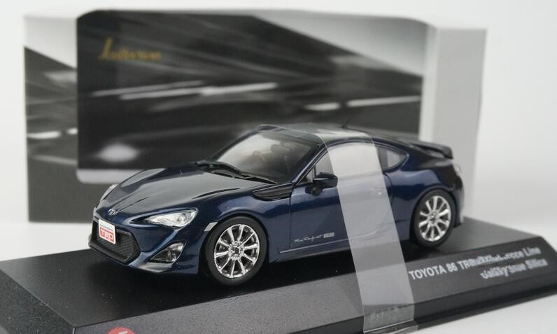 Free shipping 2015 hot sell Toyota TRD 86 Modified version 1:43 alloy car model(China (Mainland))