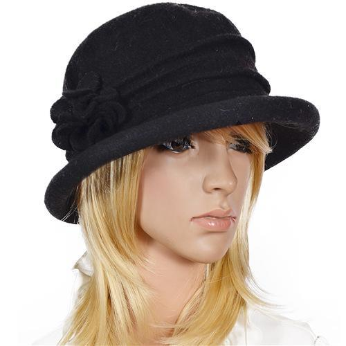 Fashion Design Womens Winter Hats Eleant Stingy Brim Hat ...