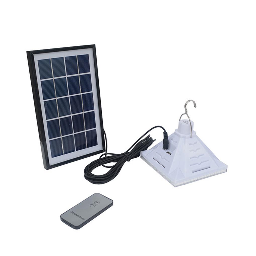 Solar Power 25 LEDs Camping Flood Light Remote Control Lawn Path Yard Garden(China (Mainland))