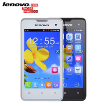 "Original Lenovo A396 4.0"" Dual Core Android 2.3 256MB+512MB Dual Sim Dual Camera WCDMA Smartphone Russian Language in Stock(China (Mainland))"