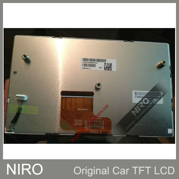 """Free DHL Shipping Brand New AUO 6.5"""" TFT LCD Screen Panel C065GW04 V0 LCD Display For Audi Car Auto Spare Parts(China (Mainland))"""
