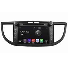 Cortex A9 HD 1024*600 Quad Core 1.6G CPU 16GB Flash Android 5.1.1 Car DVD Player Radio GPS Navi Stereo for Honda CRV 2012