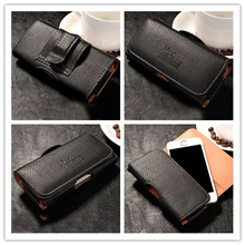 Top grade Universal Holster skin Waist hanging Belt Clip Leather Pouch Cover Case OUKITEL C2 - Noble Boutique Shop store