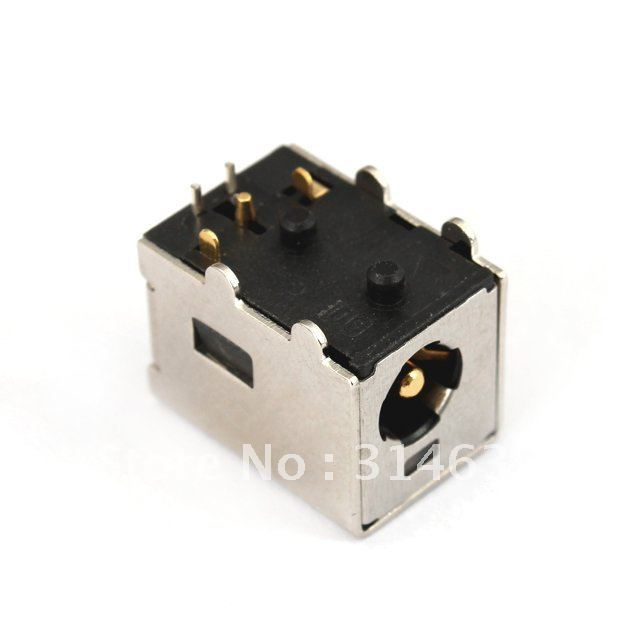 5PCS DC POWER JACK Connector Socket  For HP PAVILION DV9300 DV9400 DV9500 DV9600 DV9700 DV9800 COMPAQ DV5 CQ60 CQ70 G60 G70