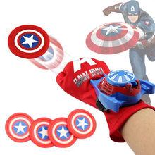 2019 Spiderman Marvel Avengers Age of Ultron 3 Hulk Viúva Negra Visão Ultron Homem De Ferro Capitão América Figuras de Ação Modelo brinquedos(China)