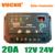 20A 12V 24V Auto intelligence Solar Charge Controller with timer, 20Amps lamp Regulator for LED street lighting home solar kits