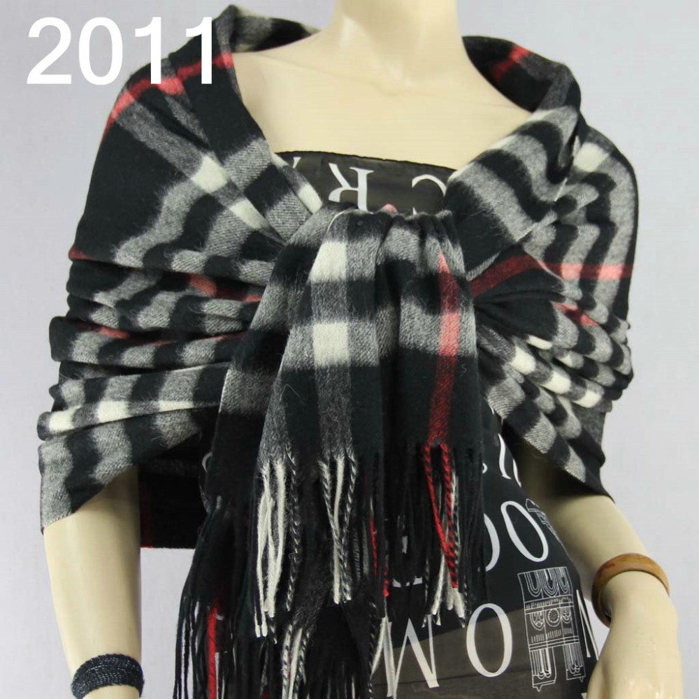 Cashmere wool Scarf_2011_3