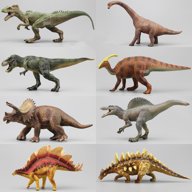 Remarkable, very Jurassic park dinosaur toys that can