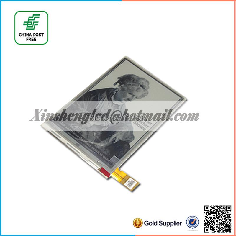 "Гаджет  Original new ED060SCE ED060SCE (LF) 6 ""E-book LCD E-ink For Nook simple lcd None Электронные компоненты и материалы"
