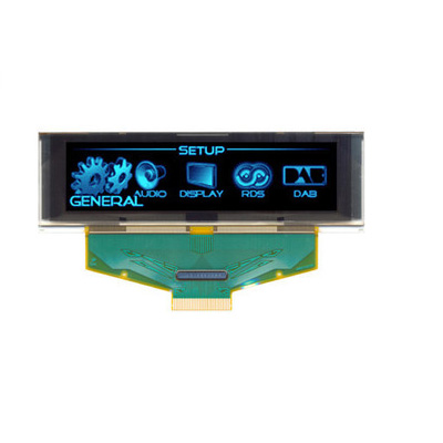 3.12 inch Blue OLED LCD Screen 256X64 OLED LCD LED Display Module with SSD1322 Drive IC for Arduino(China (Mainland))