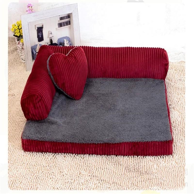 pet dog bed  (2)