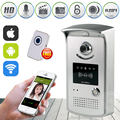 2016 Newest HD 720P Wifi Doorbell Camera Wireless Video Intercom Phone Control IP Door Phone Wireless