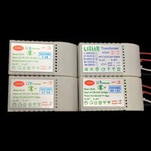 1-36 3 В светодиодов Led Электронный Трансформатор LED Контроллер Питания водитель AC 220 В В ПОСТОЯННЫЙ 3 В 15mA Низкого Напряжения 37-50 50-80 шт. светодиодов