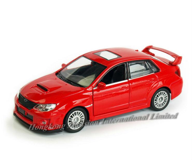 136 Car Model For SUBARU Impreza WRX STI (2)a