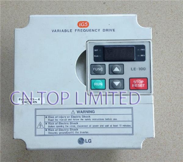 4.0KW 3Phase 380V inverter VFD frequency AC drive SV040IG5-4 NEW<br>