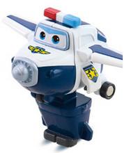 12 стилей, мини Супер Крылья, деформация, мини реактивный ABS робот, игрушка, фигурки, Супер крыло, трансформация, игрушки для детей, подарок(China)