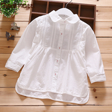Buy Toddler White Blouse And Get Free Shipping On Aliexpress Com