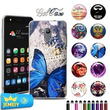 ZTE V7 Lite UV Printed Gel Phone Cases Back Cover Soft Blade Silicon Case - Josephine Home store