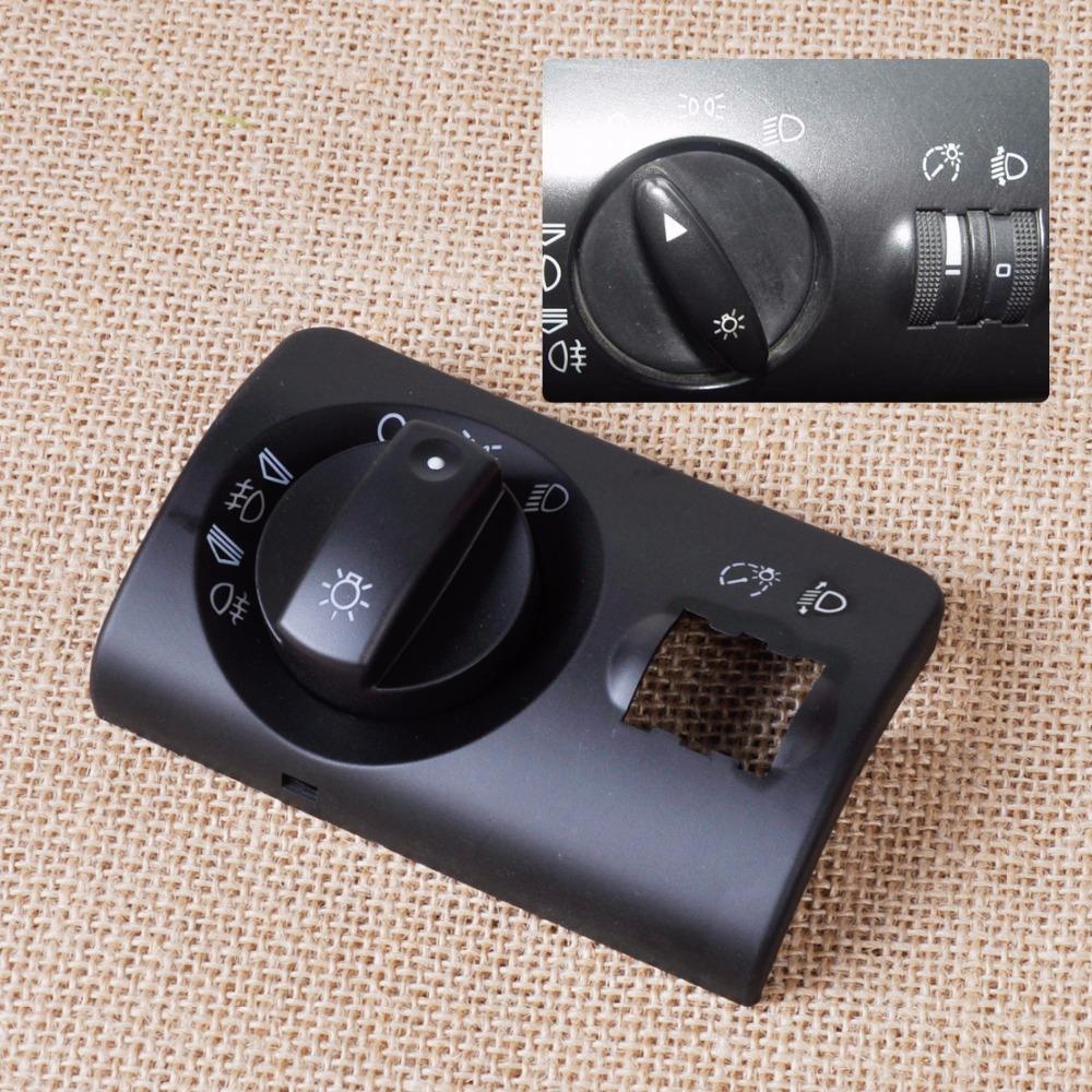 1x High Quality Headlight Fog Light Lamp Control Switch