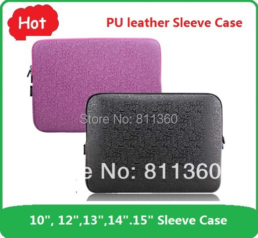Hot PU Leather Sleeve Case 10,12,13,14,15 inch Bag Pouch ipad Tablet Laptop Notebook,For MacBook Air Pro, 816 - Ai-green technology co.,LTD, happy shopping. store