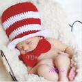Siamese Clothes Monkey Girls Child Cotton Handmade Knitted Newborn New Born newborn Infant Baby Set