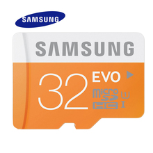 Buy SAMSUNG Micro SD Memory Card 16G 32G 64G MicroSD Cards SDHC SDXC Max 48M/s EVO UHS-I 32GB 64GB C10 UHS TF Trans Flash Mikro Card for $10.28 in AliExpress store