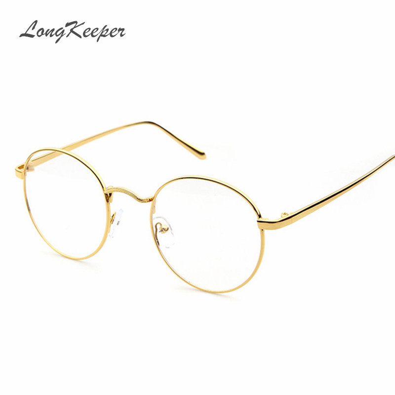 Glasses Frames In Gold : Popular Gold Glasses Frames-Buy Cheap Gold Glasses Frames ...