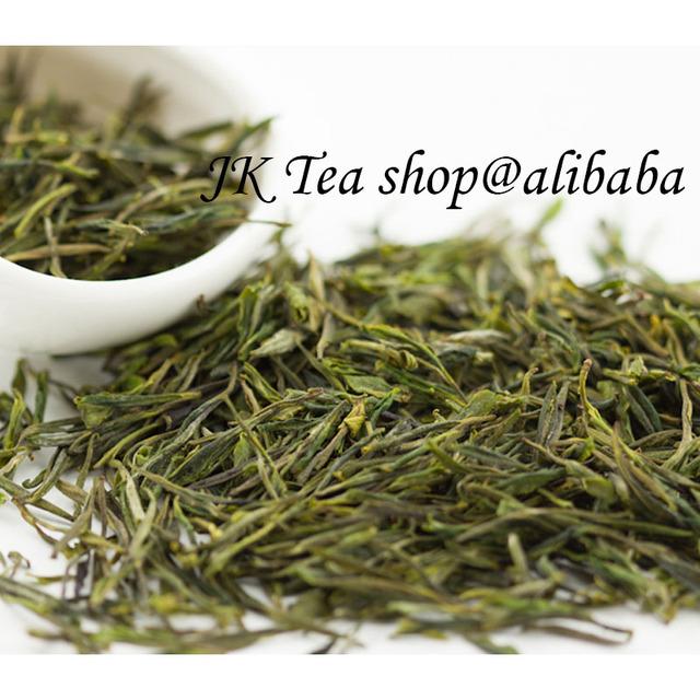 2016 Spring High Mountain Premium Zi Sun Cha(Purple Bamboo Shoot) Green Tea,  50g Sample(EU standard)
