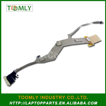 Original New Laptop LCD Cable For Dell Vostro 1310 1320 DC02000LK00 0H525C H525C Notebook LCD Video Cable